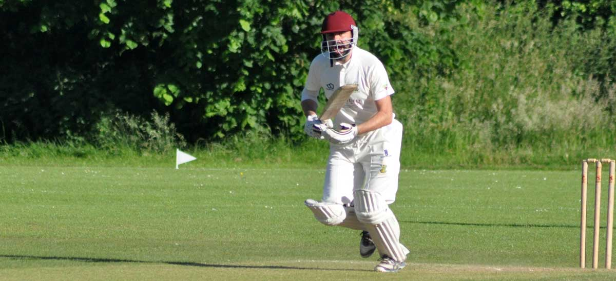 Match Report 1st X1 v Moorlands (a) - 20 July
