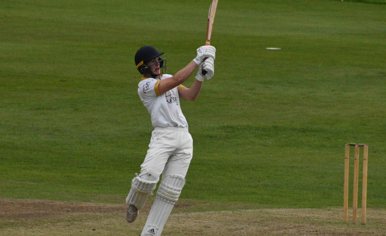 Xander Becomes Youngest Ever 1XI Captain