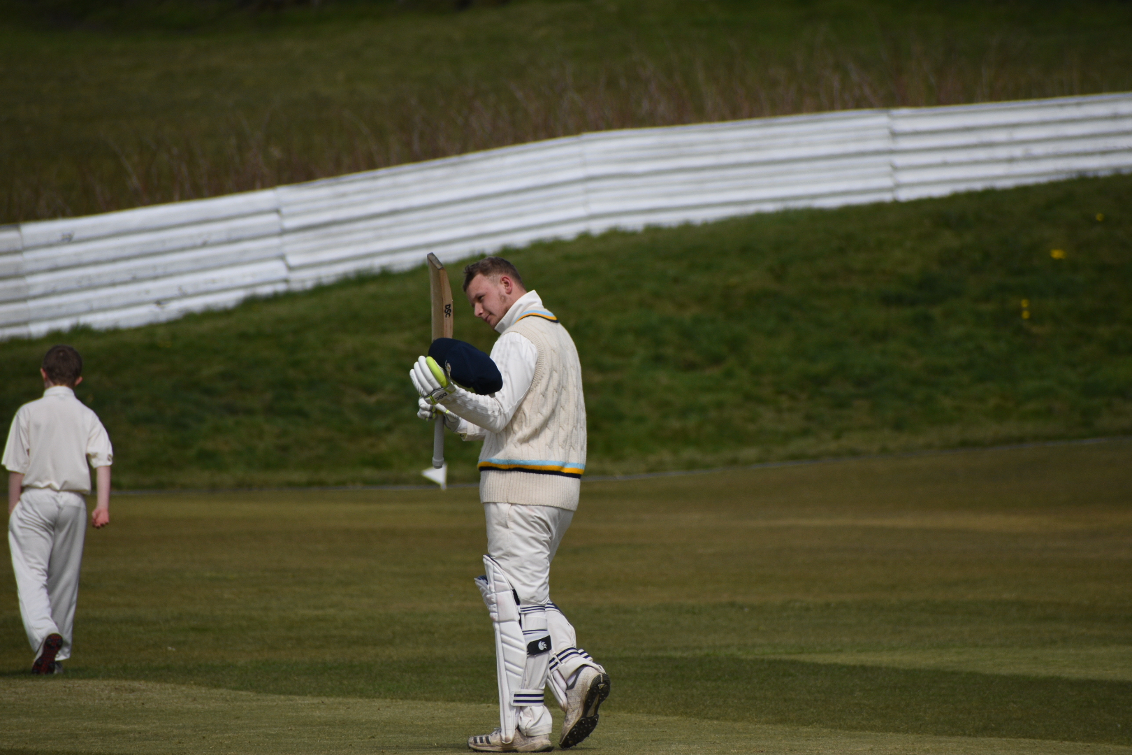 Danny's Hundred Makes It Two From Two For 3XI